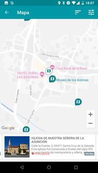 Santa Cruz de la Salceda Guía Oficial screenshot 4