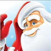 Santa or Thief icon