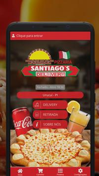 Santiago'S Pizzaria poster
