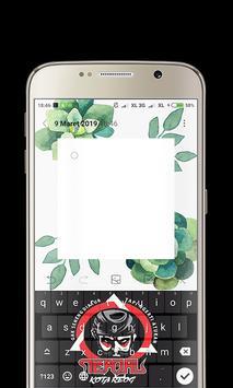 Terjal Keyboard screenshot 2