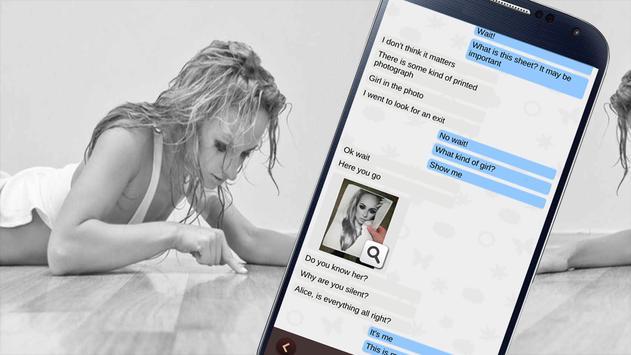 Alexandra - Scary Stories Chat 3 screenshot 4
