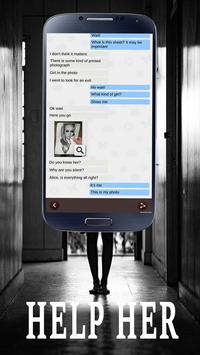 Alexandra Scary Stories Chat 3 screenshot 1