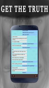 Alexandra Scary Stories Chat 3 screenshot 2