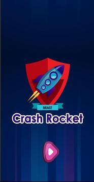 Crash Rocket poster