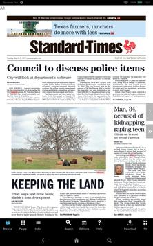San Angelo Standard Times screenshot 3