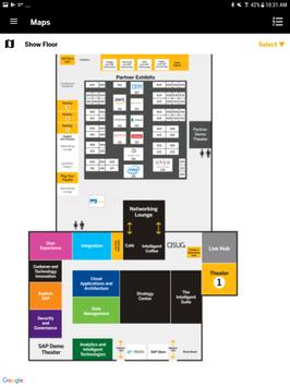SAP TechEd screenshot 14