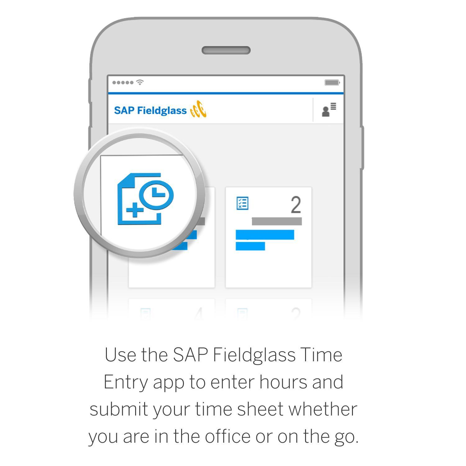 SAP Fieldglass Time Entry for Android - APK Download