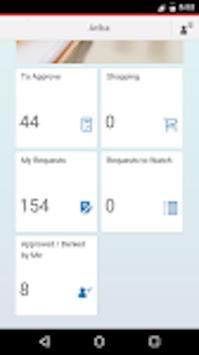 Ariba Mobile स्क्रीनशॉट 1