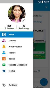 SAP Jam capture d'écran 1