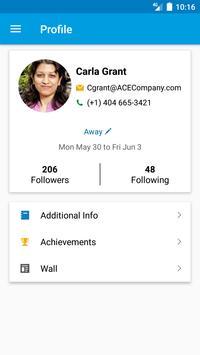 SAP Jam capture d'écran 6