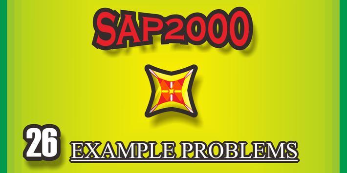SAP2000-26 EXAMPLE PROBLEMS screenshot 3
