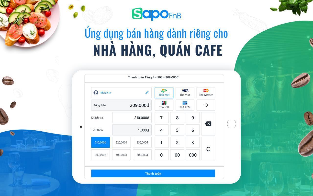 Sapo FnB cho Android - Tải về APK