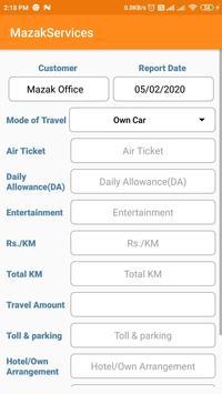 MazakServices screenshot 5