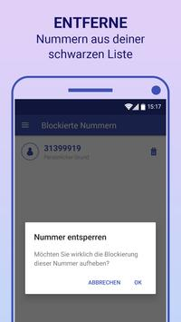 Anrufblocker Screenshot 4