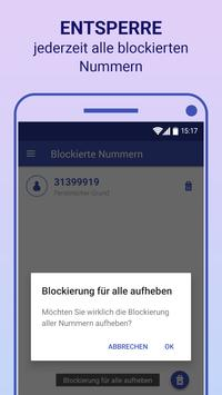 Anrufblocker Screenshot 5