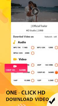 Vidmedia downloader video HD app screenshot 2