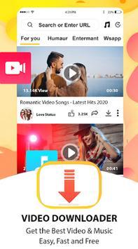 Vidmedia downloader video HD app screenshot 8