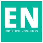 مفردات ومصطلحات انجليزية icon
