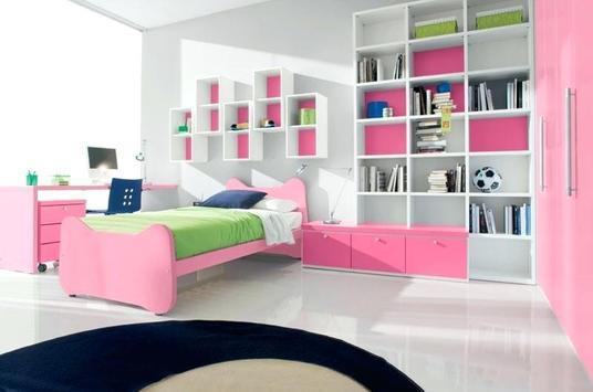 Teenage Bedroom Designs screenshot 6
