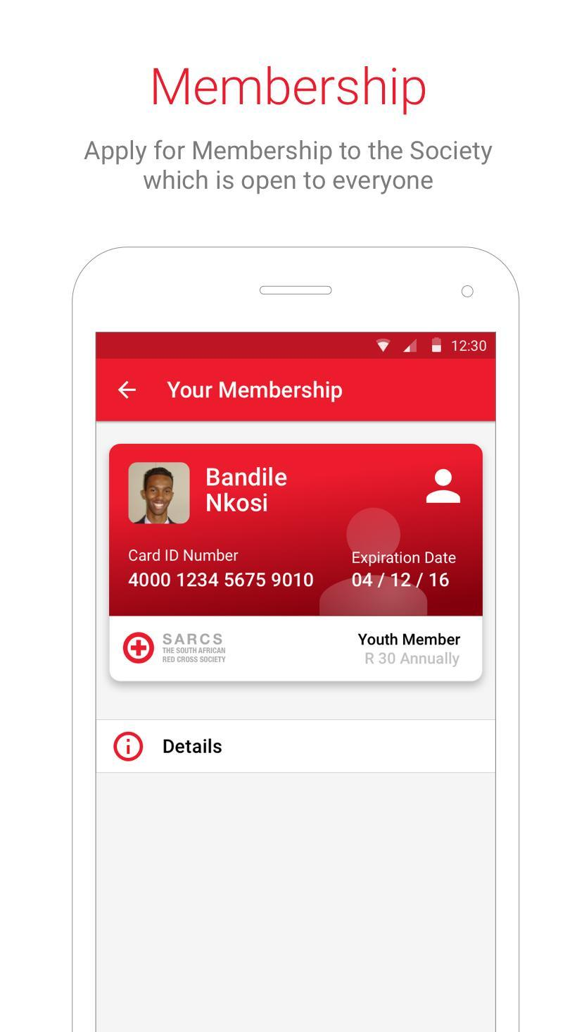 South African Red Cross for Android - APK Download