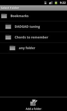 4 Schermata Reverse Chord Finder Free