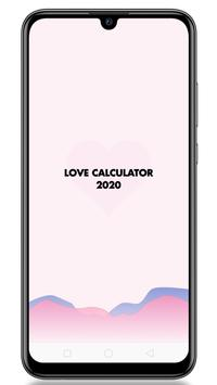 Real Love Calculator - Test Your Love poster