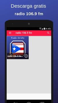 radio 106.9 fm screenshot 2