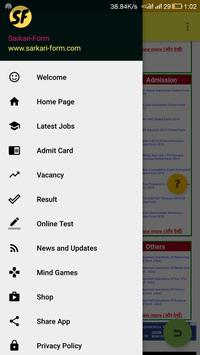 Sarkari-Form : India's No.1 Government Job App screenshot 3