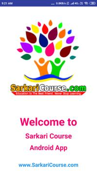 Sarkari Course - PDF Notes, Sarkari Result, Naukri poster