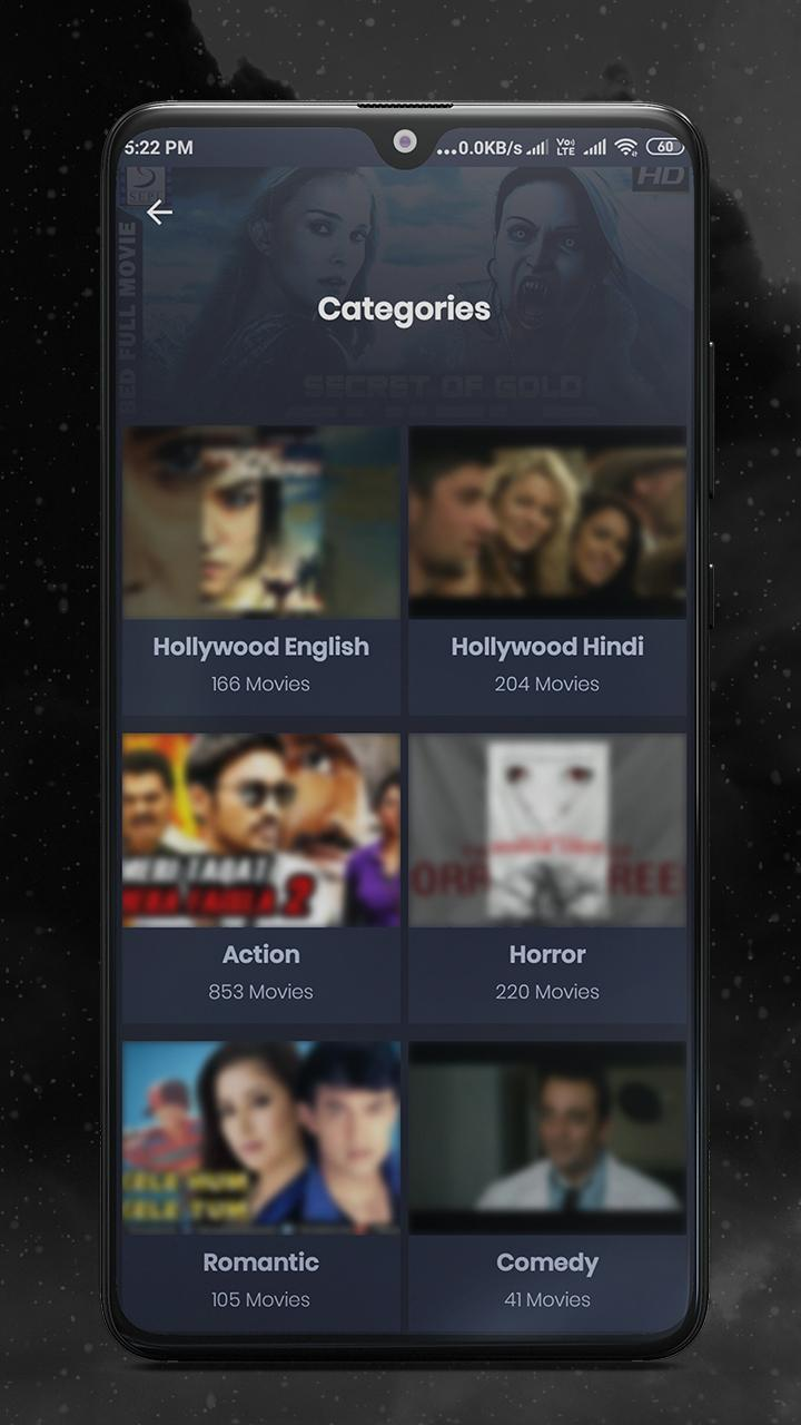 HD Movies 2019 - Online Free HD Movies Collection for Android - APK