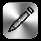 spad - photo edit&sketch tool icon