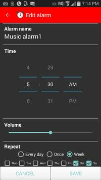 AlarmTube screenshot 8