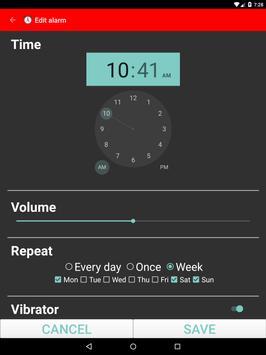 AlarmTube screenshot 2