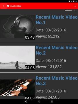 AlarmTube screenshot 3