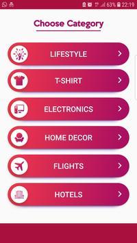 Diskountz - All In One Shopping App screenshot 1