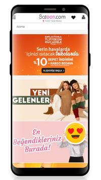 Sateen.com poster