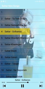 جديد اهنك ستار بدون اينترنت 🎵 New Sattar Songs screenshot 3