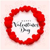 Valentine Photo Frames 2019 icon