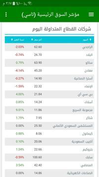 الأسهم السعودية اليوم screenshot 1