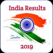 India Result 2019 icon