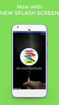 India Result 2019 poster