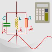 Electrocal - electronics circuit calculator ícone