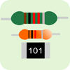 Resistor value calculator- Color and SMD code 图标