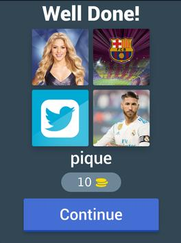 Guess the Footballer By Pics screenshot 1