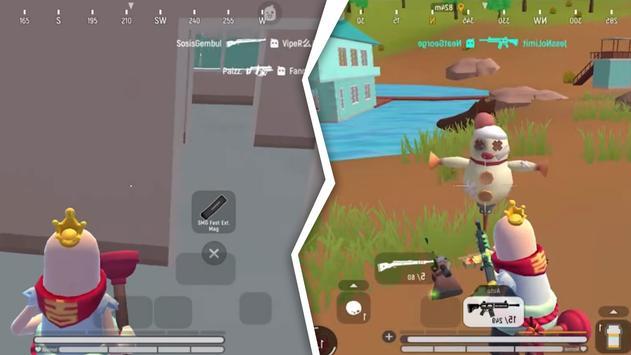 Sausage Man Overview captura de pantalla 5