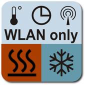 Underfloor WLAN icon