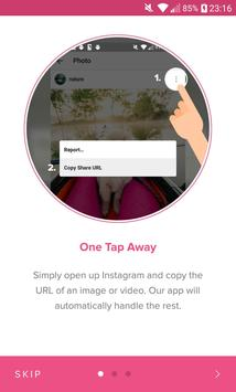 Save & Repost for Instagram скриншот 2