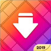Free video downloader-all downloader app icon