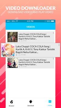 Free video downloader-all downloader app screenshot 2