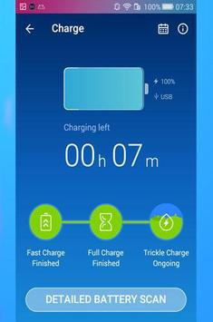 Battery Saver - Battery Charger & Battery Life poster